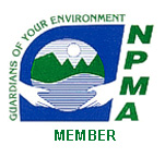 Bugmaster is a Member of the National Pest Management Association